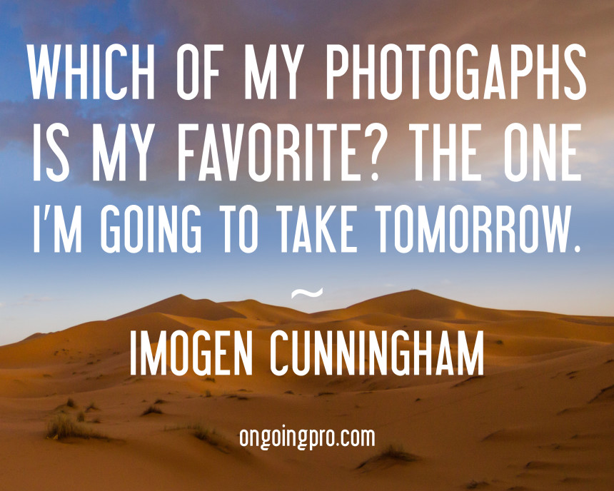 Inspiring Quotes From Famous Photographers To Share On Facebook