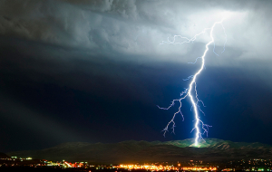 Behind the Shoot: Catching Lightning Bolts with Jeff McGrath